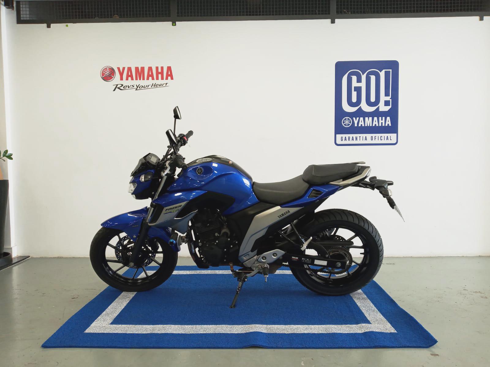Yamaha Fazer FZ25 – 2020